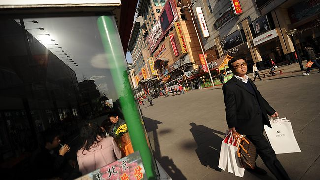 China subdues investment cheers