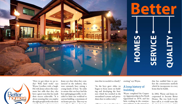 Better homes queensland pty ltd business world australia Bhg australia