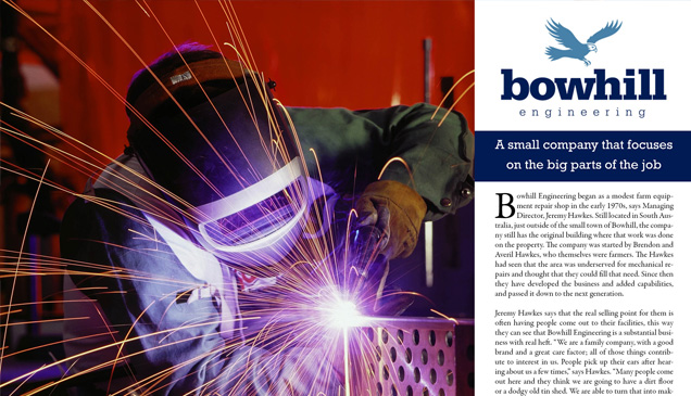 Bowhill Engineering