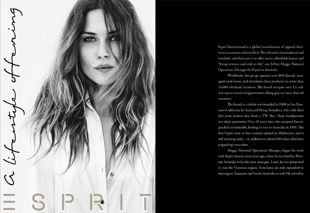 Esprit International
