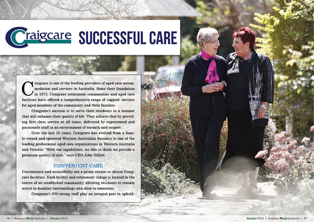 Craigcare - Successful Care