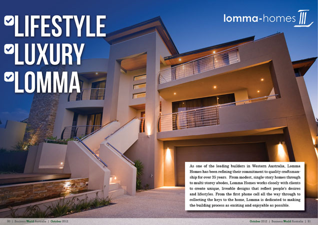 Lomma Homes