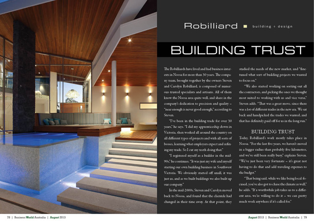 Robilliard Building + Design