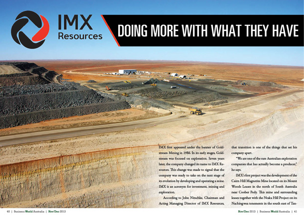 IMX Resources